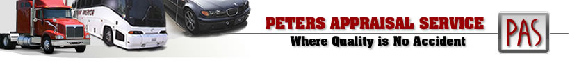 Peters Appraisal Service